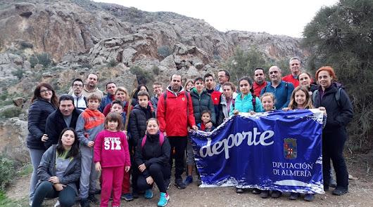 Nueva edición de 'Deporte en Familia' de Diputación