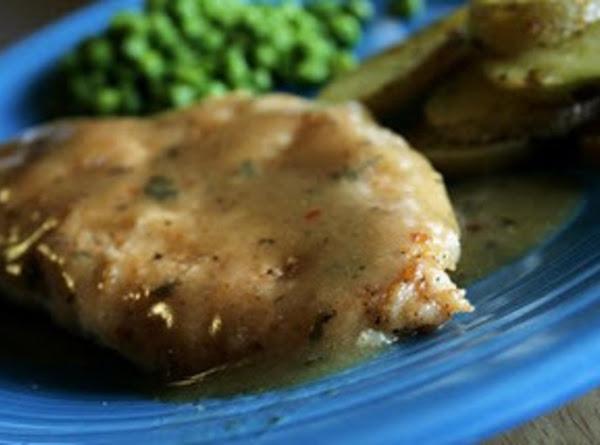 Herb Garlic Chicken Recipe