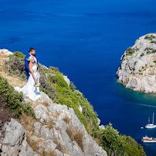 Wedding photographer Lidiya Zimina (lida44ka). Photo of 04.08.2017