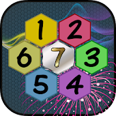Get To 7, merged puzzle game