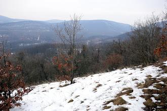 Photo: Kiértünk!  Alattunk a Király-völgy (Staravoda).
