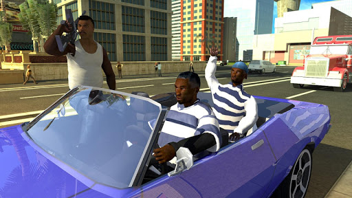 Gang Wars of San Andreas 1.4 Screenshots 1