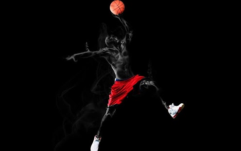 wallpaper basketball new - náhled