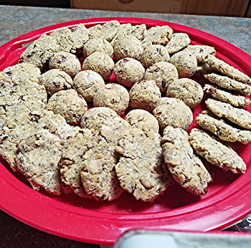 Low Carb Black Walnut Cookies Recipe
