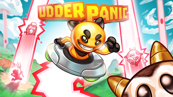 Udder Panic - náhled