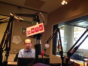 Photo: WNYC with Brian Lehrer