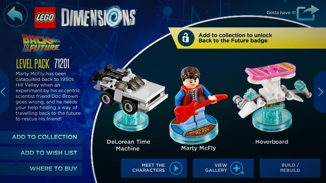LEGO® Dimensions™- screenshot