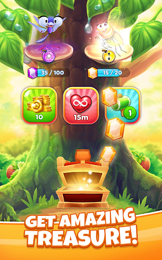 Best Fiends Stars - Free Puzzle Game apktram screenshots 4