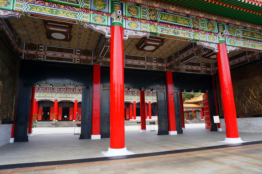 National Revolutionary Martyrs' Shrine (國民革命忠烈祠)