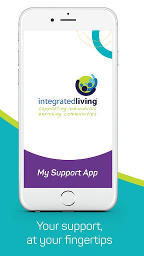 My Support App by integratedliving Australia 1.5.2 screenshots 1