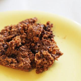 Brownie Baked Oatmeal.