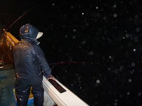 Photo: 新垣さんもヒット!これも真鯛かー?