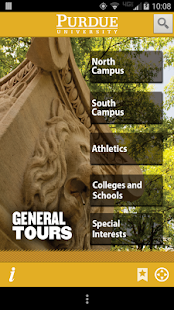 Purdue University Campus Tour- screenshot thumbnail