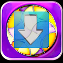 All clip downloader icon