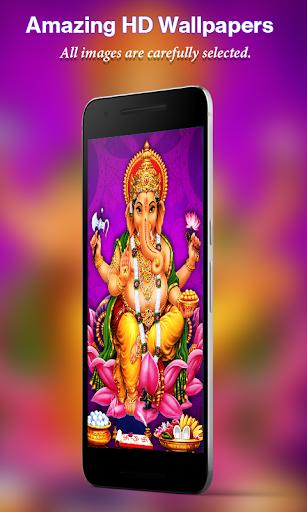 New Ganesh Wallpapers HD 1.0 screenshots 1