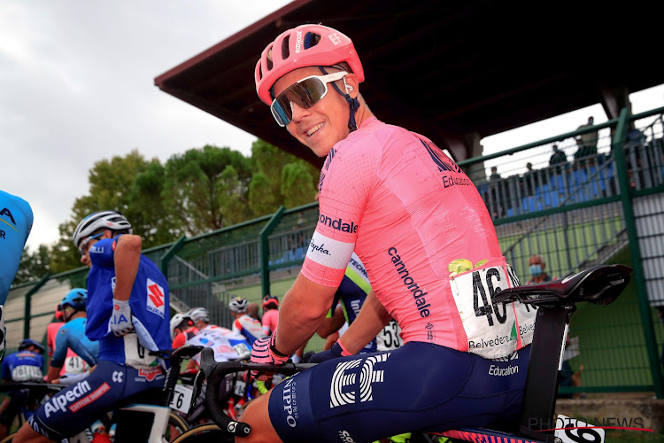 Wat is die Valgren goed: Deen vloert zowaar Europees kampioen Colbrelli in de sprint en wint voor tweede dag op rij