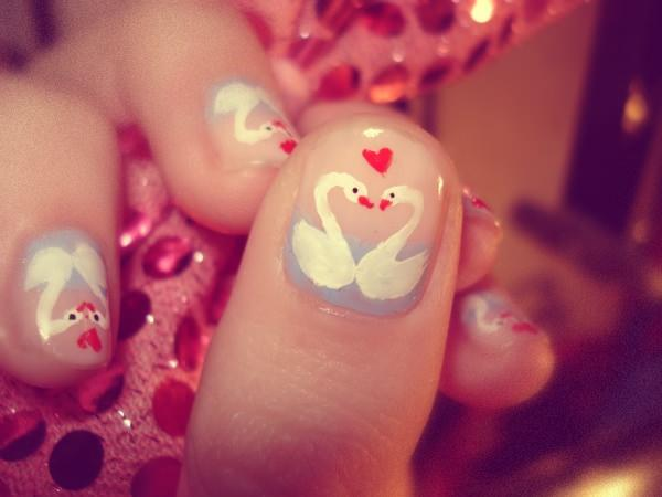 cute nail designs creem (62)
