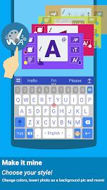ai.type keyboard Plus + Emoji Screenshot 3