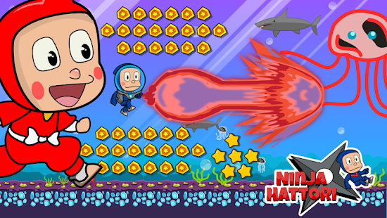 Ninja Jungle Hato - náhled