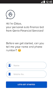 Genie Finance- screenshot thumbnail