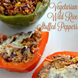 Mushroom Stuffed Peppers Vegetarian Recipes.