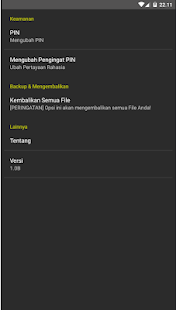 App Sembunyikan Foto Video WA APK for Windows Phone