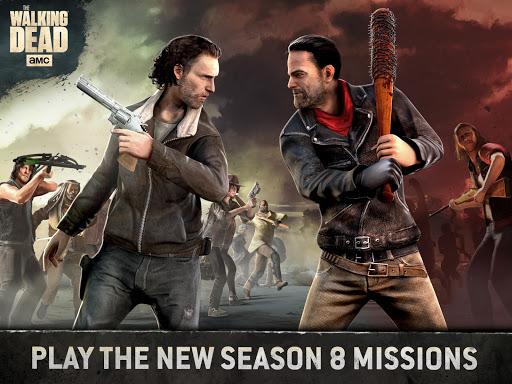 The Walking Dead No Man's Land screenshot 12