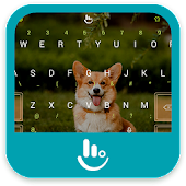Welsh Corgi Keyboard Theme