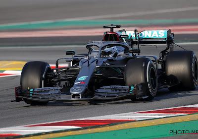 Bottas wint eerste GP van het seizoen, Lewis Hamilton eindigt op de vierde plaats na straftijd van 5 seconden