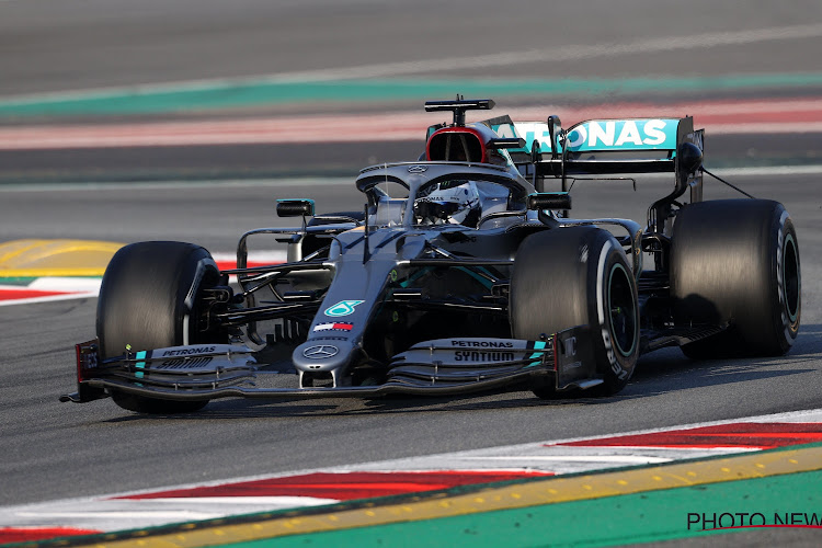 Let the games begin: Mercedes start psychologische oorlogsvoering met tegenstand