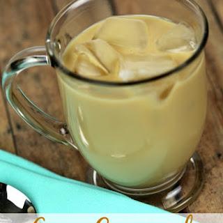 Easy Caramel Iced Coffee