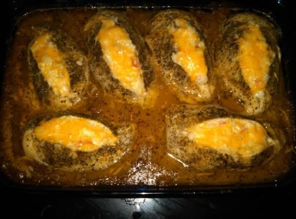Crab Stuffed Chicken Recipe