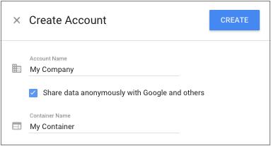 Creating A Google Optimize Account
