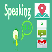 Speaking Clock Notifications