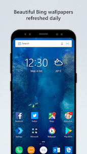 Microsoft Launcher 4.13.1.45876 Apk Free Download Latest Version 1