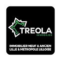 Immobilier Lille Agence Treola icon