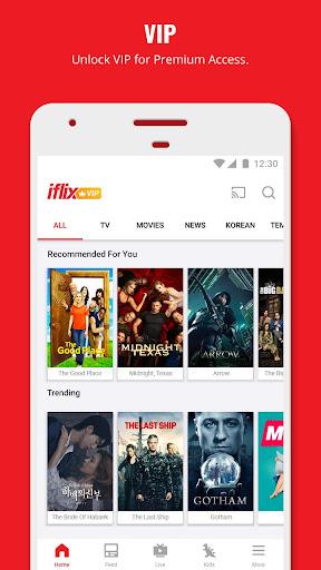 iflix 3.15.0-14666 screenshots 3