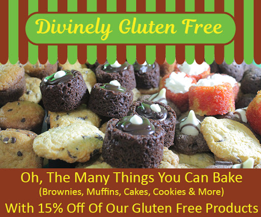 Divinely Gluten Free coupon