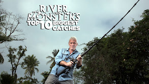 River Monsters: Top 10 Biggest Catches thumbnail