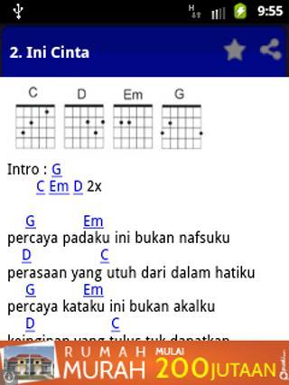 Chord Gitar Seperti Kemarin - Android Apps on Google Play