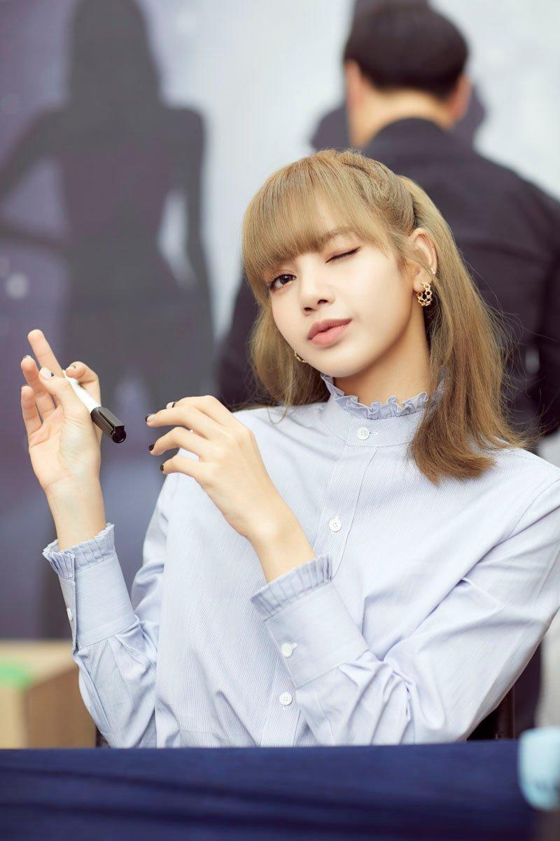 Lisa fansign