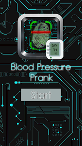 Blood Pressure Prank screenshot 0