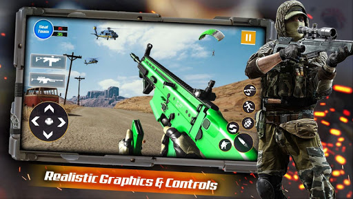 Call for Counter Gun Strike of duty mobile shooter 2.2.16 screenshots 8