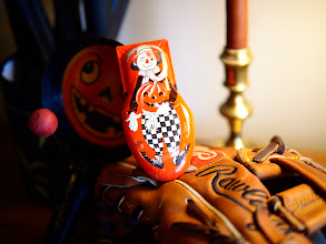 Photo: Halloween Clacker and Noise Maker