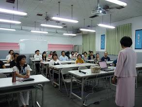 Photo: 20100530 100年大陸與外籍配偶識字班(第一期) 004