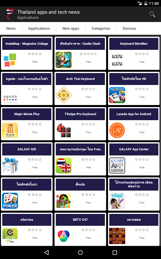 Top dating apps in thailand