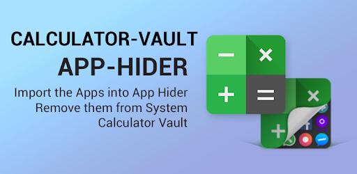 Calculator Vault-App Hider for PC