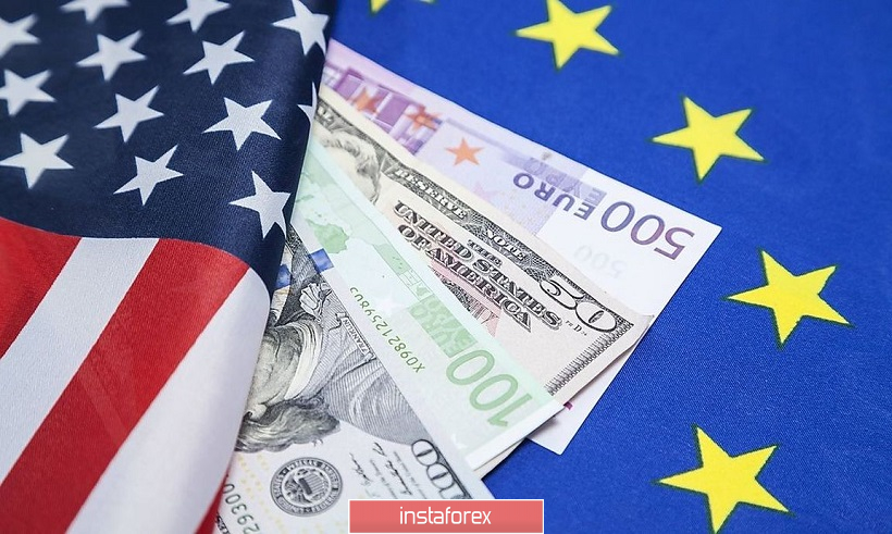 InstaForex Analytics: EUR/USD: dollar flat, euro follows Brexit