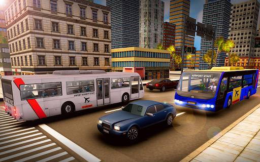 Airport Security Staff Police Bus Driver Simulator 1.0 screenshots 9