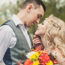 Wedding photographer Kseniya Khlopova (xeniam71). Photo of 13.10.2018